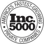 2015 & 2016 INC 5000 Honoree